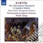 Il mandarino meraviglioso (balletto comp cd musicale di Bela Bartok