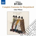Fantasie per clavicembalo (integrale) cd musicale di William Byrd