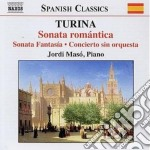 Opere per pianoforte (integrale) vol.2 cd musicale di Joaquin Turina