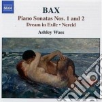 Sonata per pianoforte n.1, n.2; dream in cd musicale di Arnold Bax
