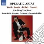 Arie d'opera per basso (operatic arias) cd musicale