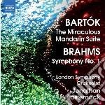 Il mandarino meraviglioso (suite op.19) cd musicale di Bela Bartok
