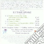 LUTOSLAWSKI'S LAST CONCERT                cd musicale di Witold Lutoslawski