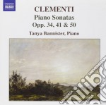 Sonata per pianoforte op.34 n.2, op.41, cd musicale di Muzio Clementi