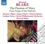 Passion of mary op.557, 4 songs of the n cd musicale di Howard Blake