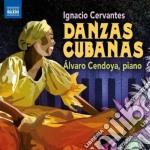 Danzas cubanas cd musicale di Ignacio Cervantes