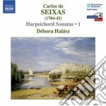 Sonate per clavicembalo (integrale) vol. cd musicale di Carlos Seixas
