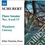 Wanderer-fantasie d 760, sonata per pian cd musicale di Franz Schubert
