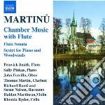Martinu Bohuslav - Musica Da Camera Con Flauto cd musicale di Bohuslav Martinu