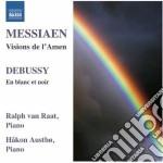 Visions de l'amen cd musicale di Olivier Messiaen