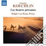 Les heures persanes op.65 cd musicale di Koechlin