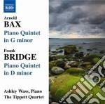 QUINTETTO CON PIANOFORTE                  cd musicale di Arnold Bax