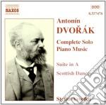 Musica per piano vol.5 cd musicale di Antonin Dvorak