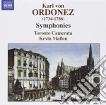 Sinfonie cd musicale di Ordonez karl von