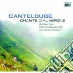 Chants d'auvergne (selezione) cd musicale di Joseph Canteloube
