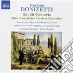 Concerti strumentali cd musicale di Gaetano Donizetti