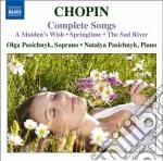LIRICHE OP.74, MAZURCHE (ARR. PER SOPRAN  cd musicale di Fryderyk Chopin