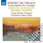 Permit me voyage - trascrizioni per trom cd musicale di Miscellanee