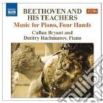 Integrale delle opere per pianoforte a 4 cd musicale di Beethoven ludwig van