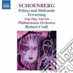 Pelleas und melisande, erwartung cd musicale di Arnold Schoenberg