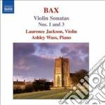 Sonata per violino n.1 (2 versioni), n.3 cd musicale di Arnold Bax