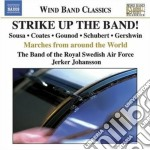 Strike up the band! cd musicale