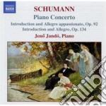 Concerto per pianoforte op.54, introduzi cd musicale di Robert Schumann