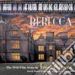 Rebecca (colonna sonora del film omonimo cd musicale di Franz Waxmann