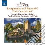 Sinfonie (benton 125 e 130), concerto pe cd musicale di Ignace Pleyel