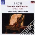 Sonate e partite per violino solo (integ cd musicale di Johann Sebastian Bach
