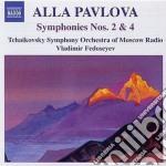 Pavlova Alla - Sinfonia N.2