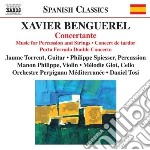 Concertante, musica per percussioni e ar cd musicale di Xavier Benguerel