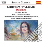Dulcinea (cantata) cd musicale di Lorenzo Palomo