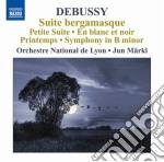 Musica per orchestra, vol.6 cd musicale di Claude Debussy