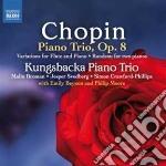 Rond� per 2 pianoforti op.73, trio con p cd musicale di Fryderyk Chopin