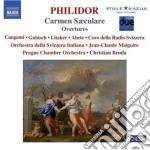 Carmen saeculare cd musicale di Philidor andrÉ danic