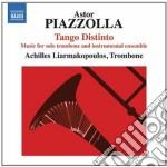 Tango distinto (musica per trombone ed e cd musicale di Astor Piazzolla