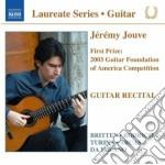 Guitar recital cd musicale
