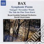 Poemi sinfonici cd musicale di Arnold Bax