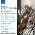 Laurent Petitgirard - Concertos For String Instruments cd musicale di Laurent Petitgirard