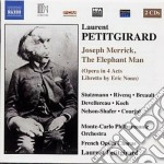 Joseph merrick, the elephant man cd musicale di Laurent Petitgirard