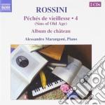 Peches de viellesse, vol 4: album de ch� cd musicale di Gioachino Rossini