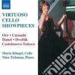 Sonatina op.100 trascr. per violoncello cd musicale di Antonin Dvorak