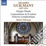 Guilmant Alexandre - Opere Per Organo cd musicale di Alexandre Guilmant