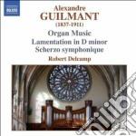 Opere per organo cd musicale di Alexandre Guilmant