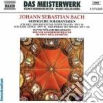 Cantate bwv 56, 82, 158 cd musicale di Johann Sebastian Bach