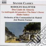 Opere per orchesta, vol.1 cd musicale di Rodolfo Halffter