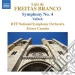 Opere per orchestra, vol.4 cd musicale di Branco luis de freit