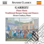 Musica per piano cd musicale di TomÁs Garbizu