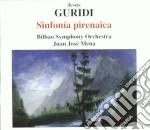 Sinfon????a pirenaica, espatadantza (da ama cd musicale di JesÚs Guridi